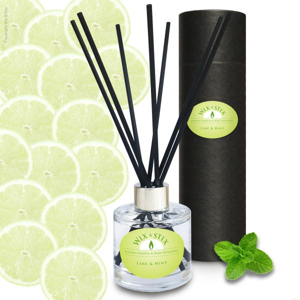 Lime & Mint Reed Diffuser