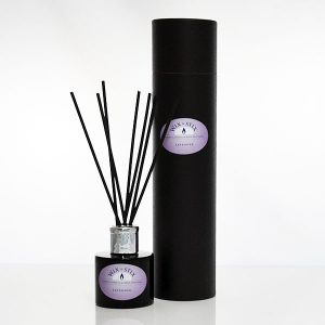 luxury reed diffuser lavender black