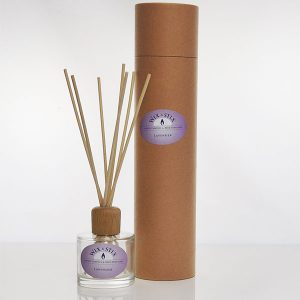 lavender clear reed diffuser