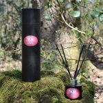 Sage and Pomegranate Black Reed Diffuser