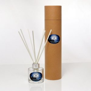 Frankincense and myrrh clear reed diffuser christmas fragrance