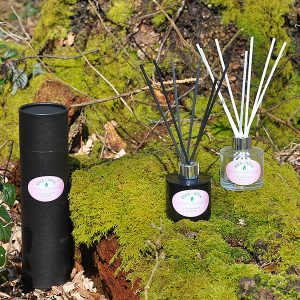 grapefruit and basil reed diffuser
