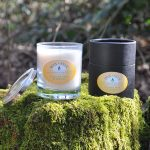 soy wax candle english pear and freesia