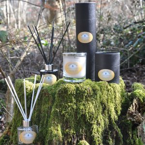 reed diffuser, english pear and freesia collection