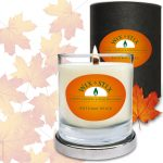 Soy Wax Autumn Spice Woodwix Candle