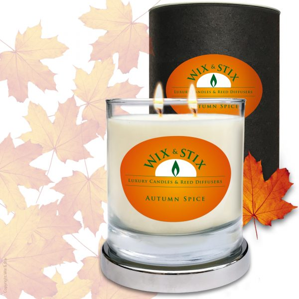 Soy wax Autumn Spice Candle