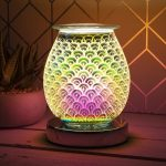 Electric Wax Melter Desire Aroma Lamp Orb