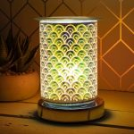 Electric Wax Melter Desire Aroma Lamp Straight Orb
