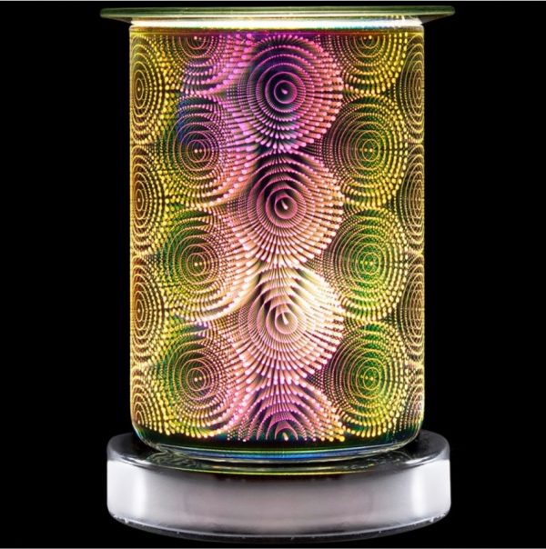 Electric Wax Melter Desire Aroma Lamp Weave