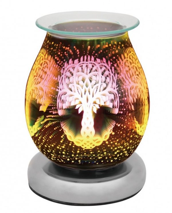 Electric Wax Melter Desire Aroma Lamp Tree of Life