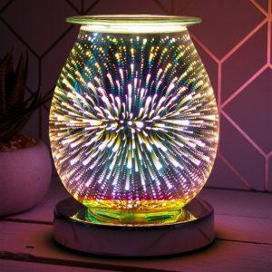 Firework 3D Aroma Lamp