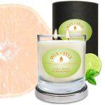 Lime Basil & Mandarin DoubleWix Candle