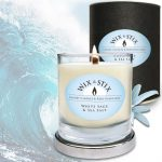 White Sage & Sea Salt Candle