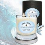 White Sage & Sea Salt DoubleWix Candle
