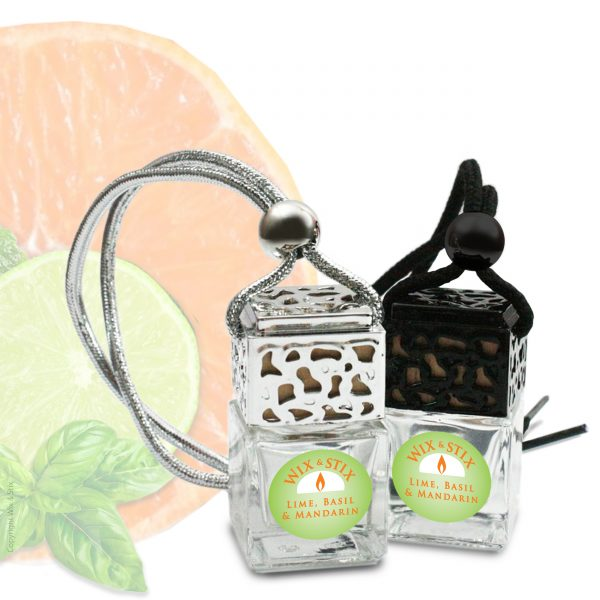 Lime Basil Mandarin Car Diffuser