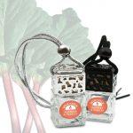 Rhubarb & Vanilla Car Diffuser